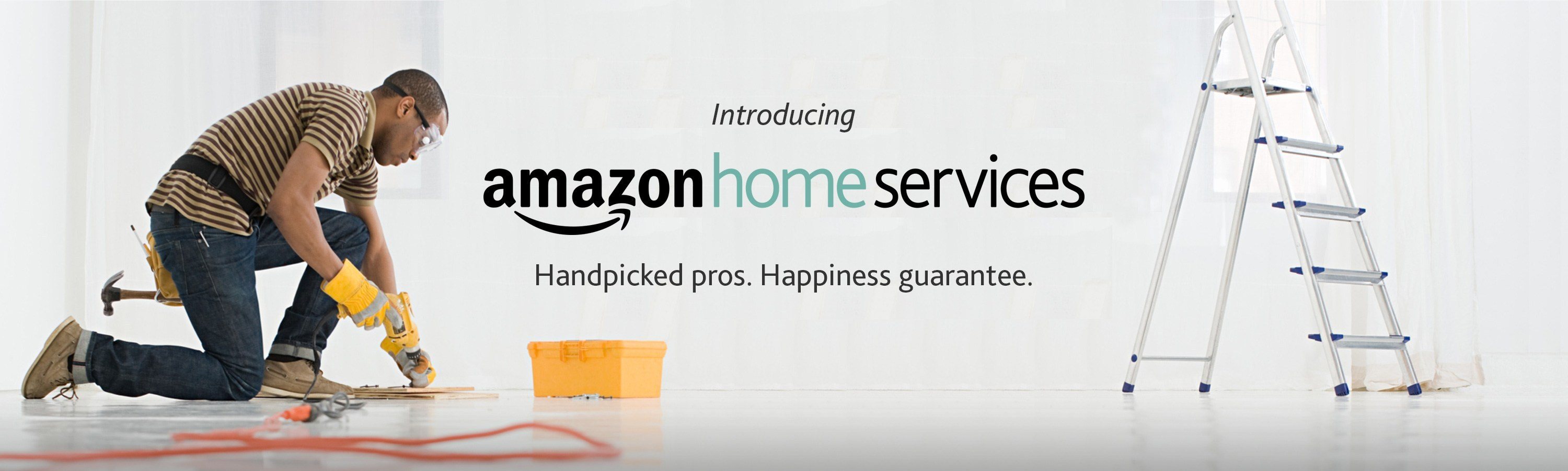 Amazon Home serivces marketplace