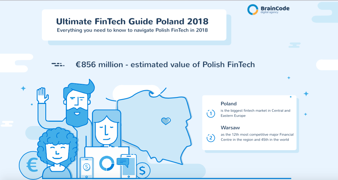 ultimate  fintech guide Poland 2018